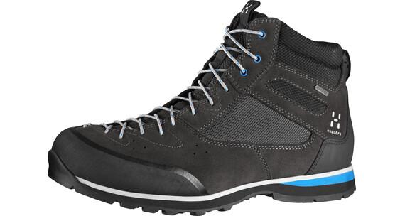 Haglöfs Roc Icon Hi GT Shoes Men Magnetite/Vibrant Blue